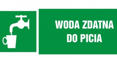 Woda zdatna do picia